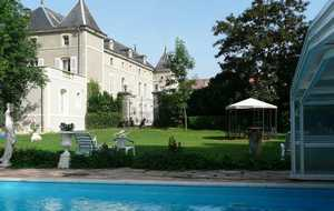 Bed and breakfast e agriturismi Chateau de Labessiere , Meuse, Ancemont, Francia
