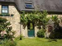 Bed and breakfast Chaumieres de Kerimel , Morbihan, Ploemel, France