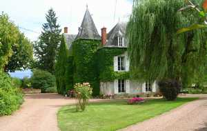 Bed and breakfast Domaine des Perrieres , Nievre, Crux-la-ville, France