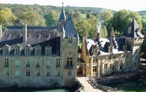 Bed and breakfast Chateau de Prye , Nievre, La-fermete, France