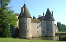 Bed and breakfast Chateau du Marais , Nievre, Gimouille, France