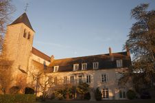 Bed and breakfast Le Prieure Saint Agnan , Nievre, Cosne-cours-sur-loire, France