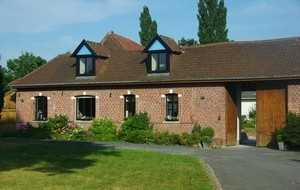 Bed and breakfast Les Ecuries de la Marque , Nord, Villeneuve-d-ascq, France