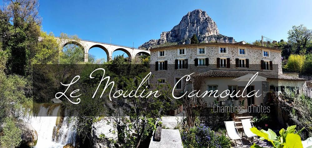 Bed and breakfast Le Moulin Camoula , Alpes_maritimes, Saint-jeannet, France