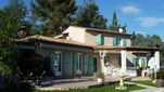 Cottage Passylflori, Alpes_maritimes, Roquefort-les-pins, France