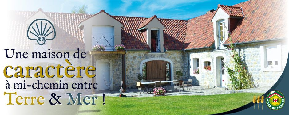 Bed and breakfast La Grange Dimiere , Pas_de_calais, Saint-martin-boulogne, France