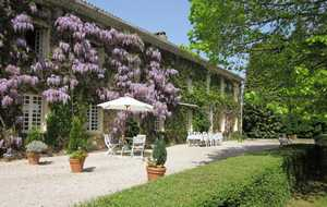 Bed and breakfast Domaine de Jean Pierre , Hautes_pyrenees, Pinas, France