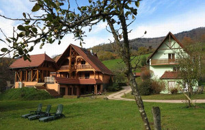 Bed and breakfast La Cerisaie , Bas_rhin, Breitenbach, France