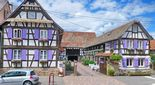 Bed and breakfast A l'Arc en Ciel , Bas_rhin, Blaesheim, France