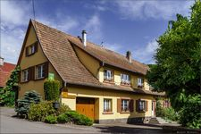 Cottage Au Suppendorf , Bas_rhin, Breitenbach, France
