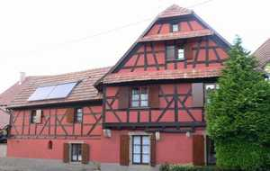 Bed and breakfast Gites au Bal Paysan , Bas_rhin, Berstett, France