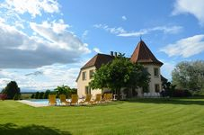 Bed and breakfast Domaine Thierhurst , Haut_rhin, Nambsheim, France