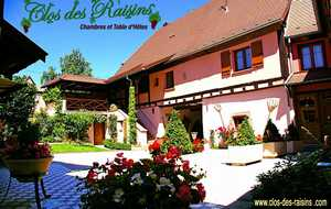 Bed and breakfast Le Clos des Raisins , Haut_rhin, Beblenheim, France