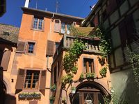 Cottage Laterale Residences , Haut_rhin, Riquewihr, France
