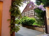 Bed and breakfast La Cour St Fulrad , Haut_rhin, Saint-hippolyte, France