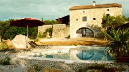 Bed and breakfast Les Dolines , Ardeche, Balazuc, France