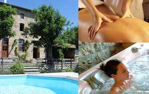 Bed and breakfast La Chastanha , Ardeche, Saint-symphorien-de-mahun, France