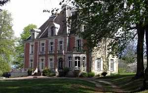 Bed and breakfast Chateau de la Presle , Haute_saone, Breurey-les-faverney, France