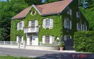 Bed and breakfast e agriturismi Les Blancs Volets , Haute_saone, Plancher-bas, Francia