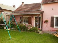 Cottage Arthemise, Haute_saone, Brotte-les-ray, France