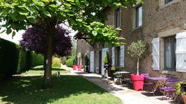 Bed and breakfast La Grange des Moines , Saone_et_loire, Cluny, France