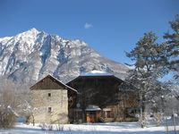 Bed and breakfast Hamac O Pic , Haute_savoie, Chatillon-sur-cluses, France
