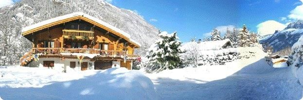 Bed and breakfast A l'Oree du Bois , Haute_savoie, Chamonix-mont-blanc, France
