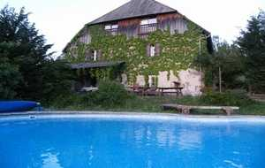 Bed and breakfast Elevage de Marly , Haute_savoie, Groisy, France