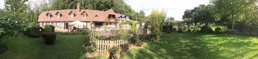 Bed and breakfast La Vieille Ferme , Seine_maritime, Ingouville, France