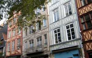 Bed and breakfast Au Micocoulier , Seine_maritime, Rouen, France