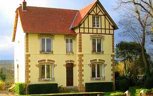 Bed and breakfast 23 Grand Rue , Seine_maritime, Mesnieres-en-bray, France