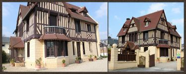 Bed and breakfast Aux Portes de Rouen , Seine_maritime, Canteleu, France