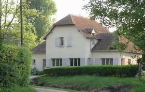 Cottage Maison des Peupliers , Yvelines, Montfort-l-amaury, France