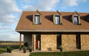 Bed and breakfast La Passacaille , Yvelines, Grosrouvre, France