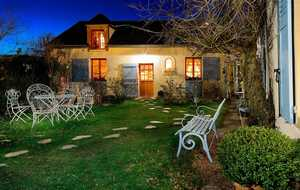 Bed and breakfast A l'Ombre Bleue , Yvelines, Mittainville, France