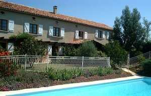 Bed and breakfast Les Pradailles , Tarn, Fiac, France
