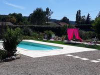 Bed and breakfast La Colombe , Var, Tourrettes, France