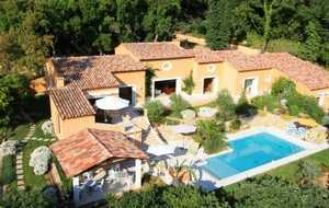 Bed and breakfast La Restanquiere , Var, Grimaud, France