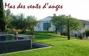 Bed and breakfast Mas des Vents d'Anges , Var, Le-castellet, France