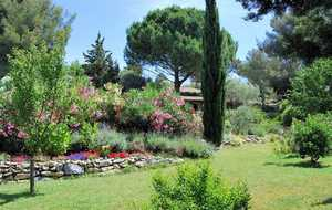 Bed and breakfast La Githomiere , Var, Le-beausset, France