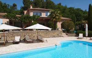 Bed and breakfast L'Escleriade , Vaucluse, Entrechaux, France