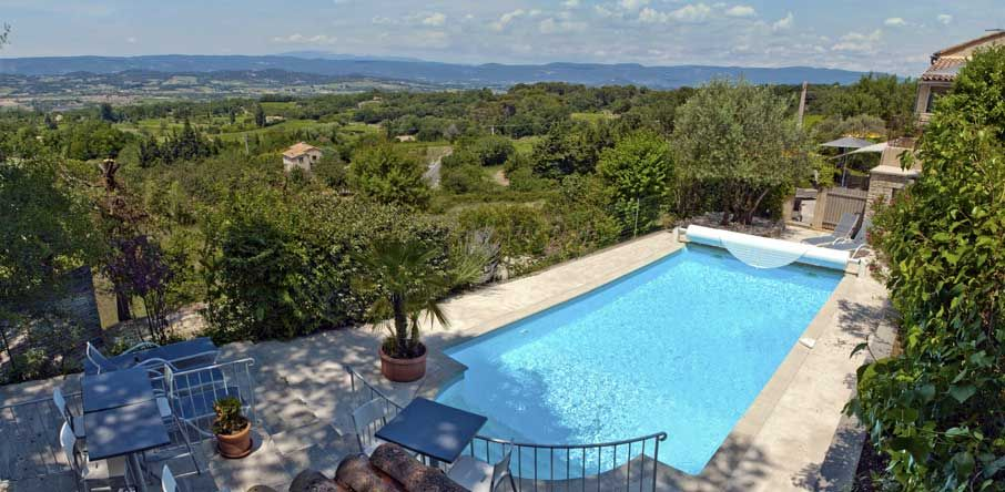 Bed and breakfast Les Terrasses du Luberon , Vaucluse, Bonnieux, France