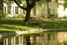 Bed and breakfast Chateau Juvenal , Vaucluse, Saint-hippolyte-le-graveyron, France