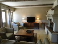 Cottage Chateau Juvenal , Vaucluse, Saint-hippolyte-le-graveyron, France