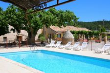 Bed and breakfast e agriturismi Le Moulin de Lavon , Vaucluse, Gargas, Francia