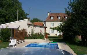Bed and breakfast La Massonniere , Vienne, Mondion, France