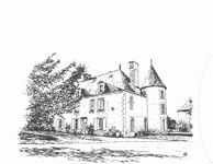 Bed and breakfast Chateau de Boiscoursier , Vienne, Marnay, France