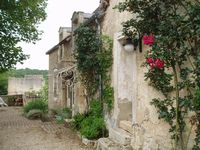 Cottage Les Terrasses , Vienne, Angles-sur-l-anglin, France