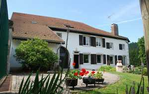 Bed and breakfast Bienfaisy, Vosges, Remiremont, France