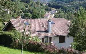 Cottage Gillet Christian , Vosges, Ventron, France